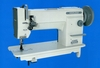 HIGHLEAD GC0618-1SC Single Needle Heavy Duty Walking Foot Sewing Machine with Safety Clutch, Table and <b>SERVO</b> Motor