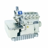 Highlead  GM288-504: High Speed 5 Thread  Wide Gauge Overlock Sewing Machine Complete with Table <b>SERVO</b> Motor and Stand