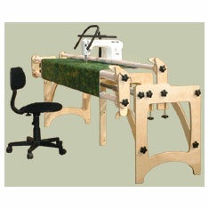 Hintenberg Machine Quilting Frame