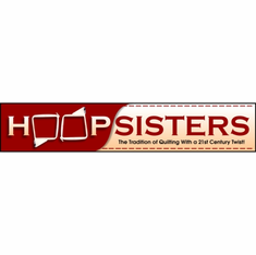 HOOPSISTERS -2016 EmbroidaBlock of the Month Classes have Begun!