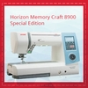Janome Horizon Memory Craft 8900QCP <p><font color=red>Special Edition ON SALE NOW</font color=red> </p><P>INCLUDES FREE 5 YEAR EXTENDED WARRANTY AND EXCLUSIVE START UP KIT + FREE LIFETIME LESSONS!</p>