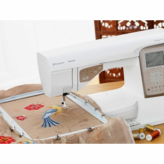 Husqvarna Viking Designer Topaz 20 � Sewing & Embroidery Unleashed!