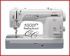 Janome 1600P-QC Computerized High Speed Professional Sewing Machine <p><b><i><font color=red>INCLUDES 5 Year Extended Warranty PlUS BONUS KIT INCLUDES 2 FREE JANOME FEET + 6 Extra Bobbins and 2 Assorted Packs of Needles</font></b></p>