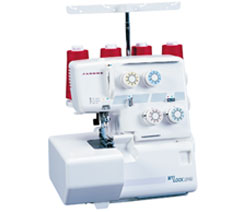 Janome 204D Serger With Differential feed