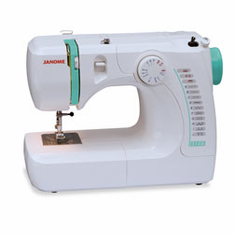 Janome 3128 Travel Mechanical Sewing Machine  ~ $ave