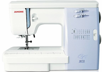 Janome 6019QC Sewing and Quilting Machine