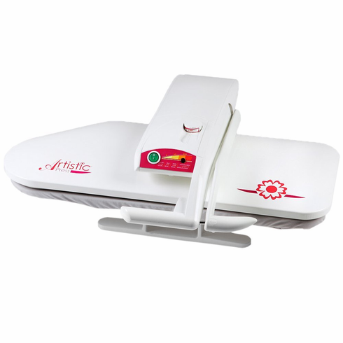 Janome Artistic Heat Press EP100  INCLUDES 10 Year Parts and Labor Extended Warranty