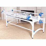 Janome C Frame - 12' Frame by Tin Lizzie for Longarm Quilting Machines