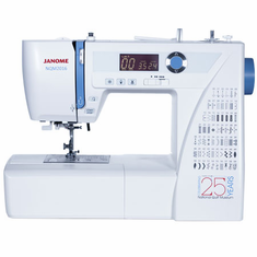 Janome Computerized Sewing Machine NQM2016 ~ 25th Anniversary Special Edition for the National Quilt Museum
