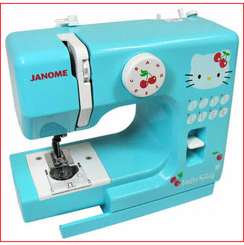 AmericanSewingDiscount Janome Hello Kitty Half Size Inspiration Janome Hello Kitty Sewing Machine