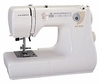 Janome Jem Gold 660 Portable Sewing and Quilting Machine