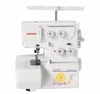 Janome Magnolia 7034D Serger with Differential Feed
