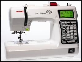 Janome - Marie Osmond MO200 Quilter's Companion