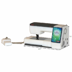 Janome MC15000 Embroidery Machine 2GB USB Memory Stick