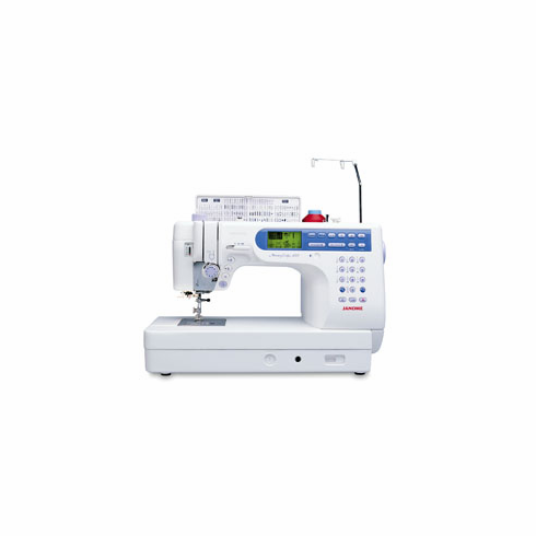 AmericanSewingComLow PricesOn Sale NowJanome Memory Craft 40P Custom Embroidery Sewing Machine Sale