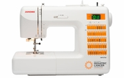 Janome National Pediatric Cancer Foundation NPCF50 Sewing Quilting and Home Decor Machine ~  LIMITED EDITION