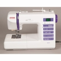 Janome New Home DC2014 Computerized 50 Stitch Sewing Machine  + BONUS KIT