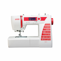 Janome New Home DC2015 Limited Edition Computerized Sewing Machine with New Features and FREE START-UP KIT!