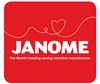 Janome New Home Sergers