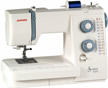 Janome Sewist 525S Auto sew Light To Heavy Fabrics