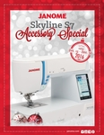 Janome Skyline S7 Sewing and Quilting Machine <p><h2>HOLIDAY SPECIAL </h2></p>
