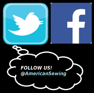 Media and Apps <p> PLUS <b>Join American-Sewing Now on Facebook and Twitter!!</b></p>
