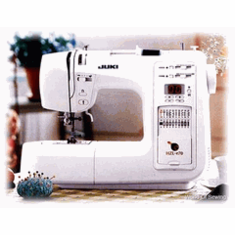 Juki HZL-E70 Sewing Machine with Sew Steady Sewing Table