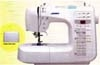 Juki HZL-E80 Sewing Machine with Sew Steady Sewing Table