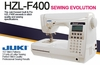 Juki HZL-F400 Exceed Quilt and Pro