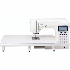 Juki HZL-F600 Full Sized Computer Sewing and Quilting Machine *SHOW MODEL*