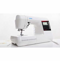 Juki HZL-G110 Full sized Computer-controlled Sewing Machine. Ease Operation and User Friendly Functions!
