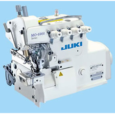 Juki MO-6900C-3 Super-High-Speed Cylinder-bed Overlock