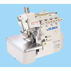 Juki MO6714-12 Industrial Serger- High Speed Overlock