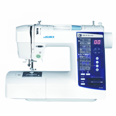 Juki Sewing Machine HZL-K85 -150 stitch patterns