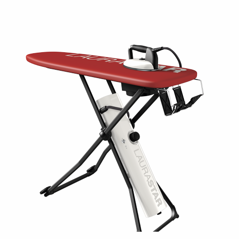 Laurastar Go+  <p>YOUR 1ST ALL-IN-ONE IRONING SYSTEM </p>