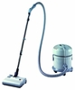 Lindhaus HF6 Canister Vacuum Cleaner
