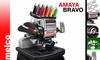 """Melco Amaya Bravo 16 Needle 14x12"""" Embroidery Machine Made in the USA!<p><b><i><font color=red><i>  FINANCING AVAILABLE-  60 Months No Interest Equal Payments</font></b></i></p>"""