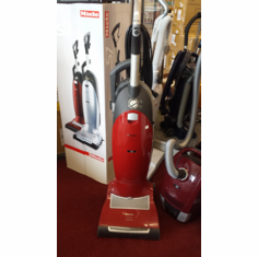 Miele Salsa Red  S7 Series S7280  Deluxe Fullsize Upright
