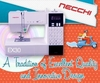 Necchi EX30 Sewing ~ Quilting ~ Home Deco  - Computerized Sewing Machine