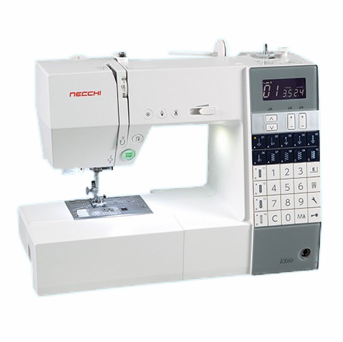 Necchi EX60 Computerized Sewing and Quilting Machine