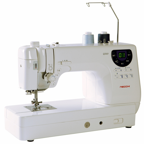 Necchi Long Arm Computerized Heavy Duty High Speed Qs60