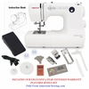Necchi TM8 ¾ Size 12 LB Heavy Duty Sewing Machine  <p>Great for Travel!</p>