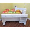 """NEW! Arrow """"Quilty 1311"""" Long Arm Sit Down Quilting Machine Cabinet"""