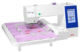 NEW Elna eXpressive 830 Embroidery Only Machine <p><b><i><font color=RED><i>ELNA SPRING SALE GOING ON NOW!</font></b></i></p> <B>CALL FOR SPECIAL PRICING 800-522-8938!</B>