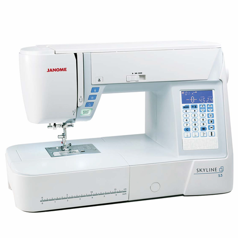 NEW JANOME SKYLINE S440 Sewing And Quilting Machine PLUS 40% FINANCING Best Sewing Machines Plus