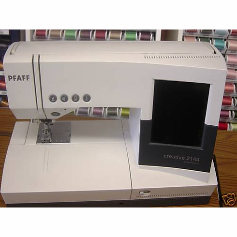 Pfaff Creative 2144 Sewing and Embroidery Machine