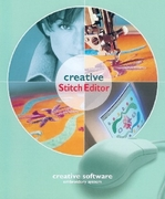 Pfaff Creative Stitch Editor ~SPLIT~ALTER & REARRANGE DESIGNS Creative Software