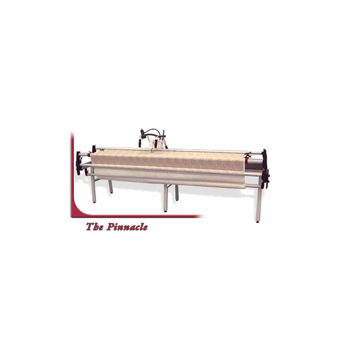 The Pinnacle Quilting Frame Grace No-Baste Alluminum Frame