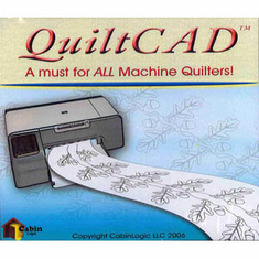 QuiltCAD Quilting Pattern Software