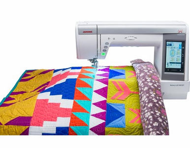 <h3>Quilting Machines</h3>